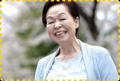 口腔ケアを丁寧に行うことが、老化防止に繋がっていきます。