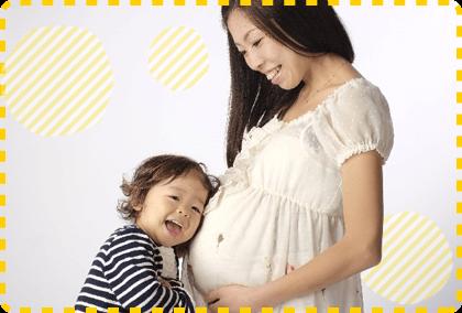 お母さんと子どもさんのお口の健康の第一歩